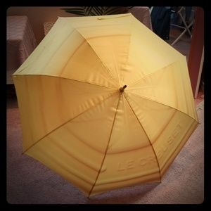 Le Creuset umbrella
